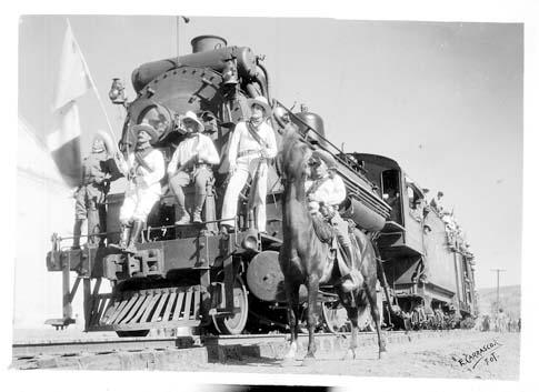 Material: Still. Película: Revolución (La sombra de Pancho Villa) – Miguel Contreras Torres Torres, 1932. Acervo: Filmoteca UNAM