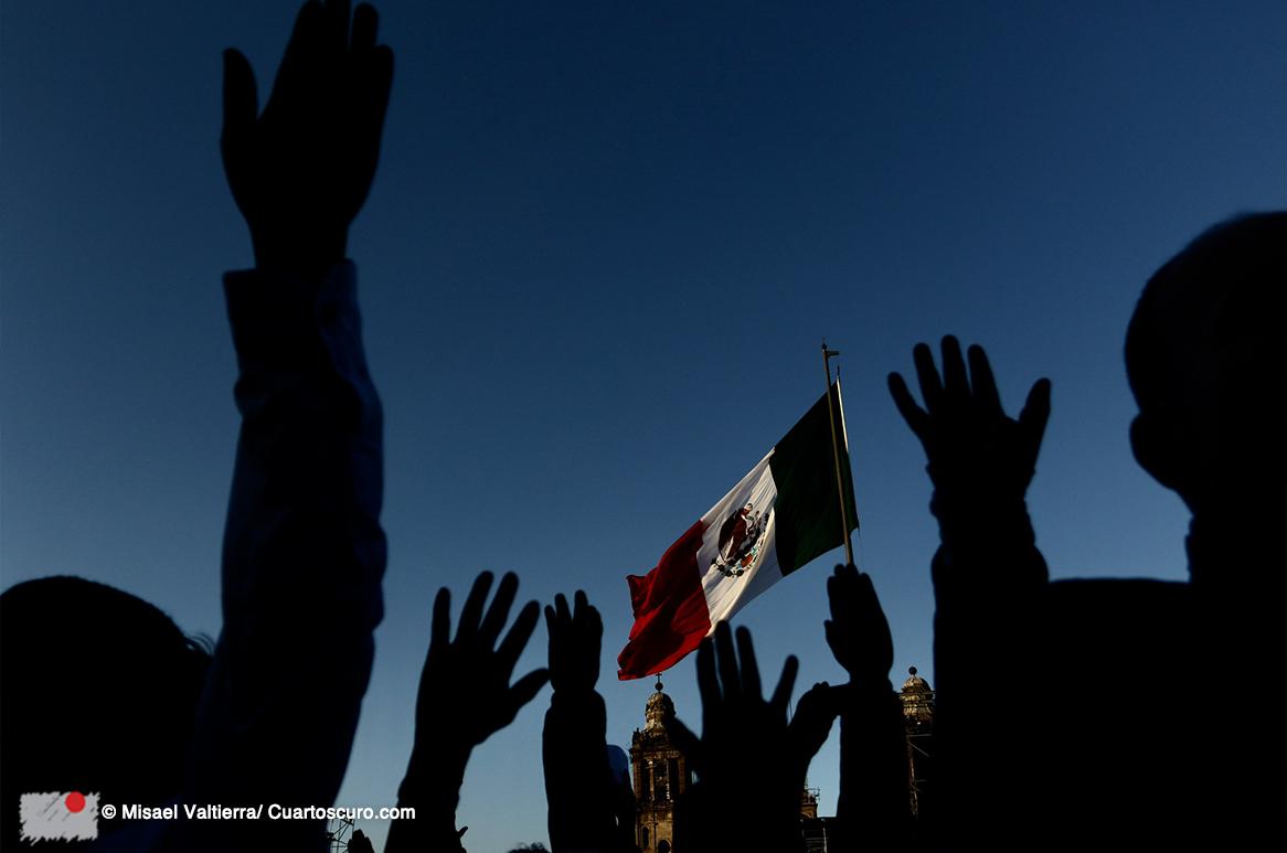 © Misael Valtierra/ Cuartoscuro.com