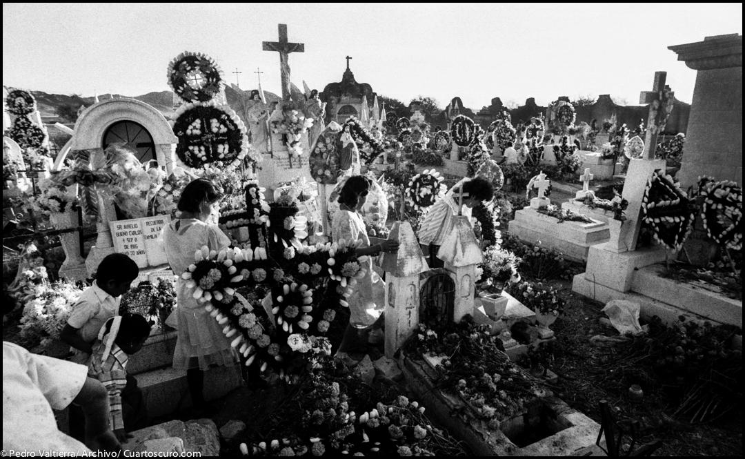 Panteón de Zacatecas. 1987.
